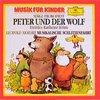 Peter und der Wolf op. 67 / Musikalische Schlittenfahrt F-dur. CD