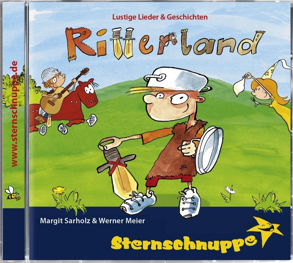 Ritterland. CD als Hörbuch
