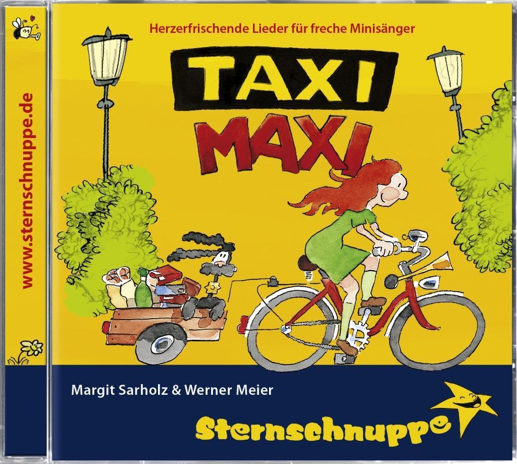 Taxi Maxi. CD als Hörbuch