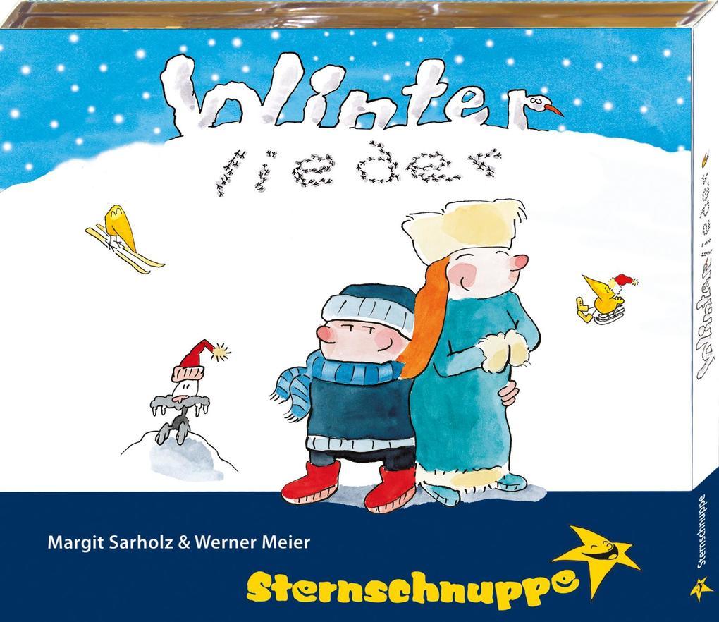 Winterlieder. CD als Hörbuch