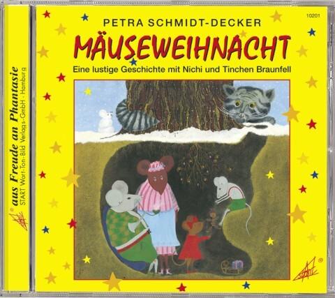 Mäuseweihnacht. CD als Hörbuch