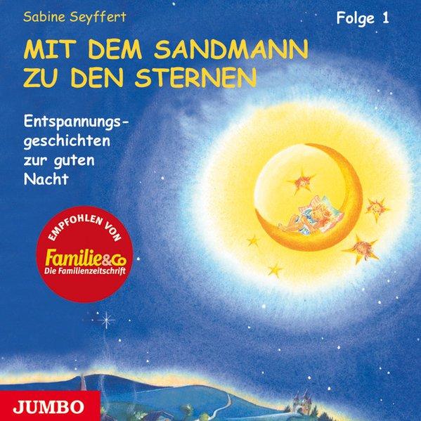 Mit dem Sandmann zu den Sternen. CD als Hörbuch