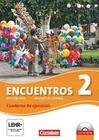 Encuentros 02. Cuaderno de ejercicios mit CD-Extra
