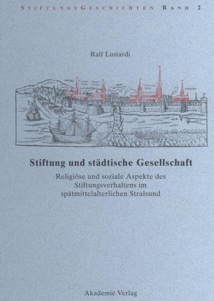 Stiftung und städtische Gesellschaft als Buch