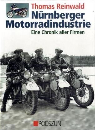 Nürnberger Motorradindustrie als Buch