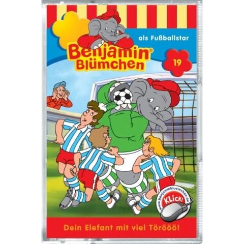Folge 019: als Fußballstar als CD
