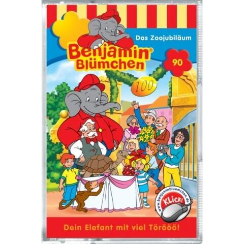 Folge 090: Das Zoojubiläum als Audio-Cassette