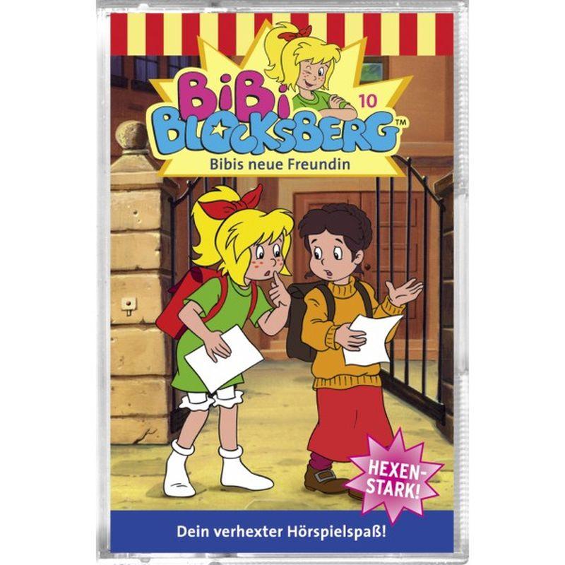 Folge 010: Bibis neue Freundin als Hörbuch