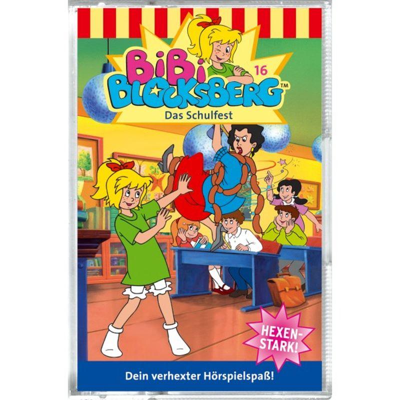 Bibi Blocksberg 018. Auf dem Hexenberg. Cassette als Hörbuch