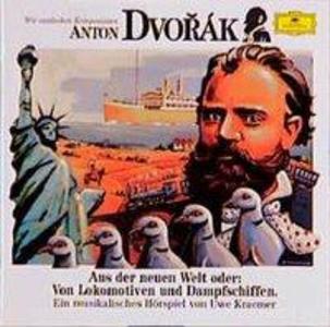 Wir Entdecken Komponisten-Dvorak: Neue Welt als CD