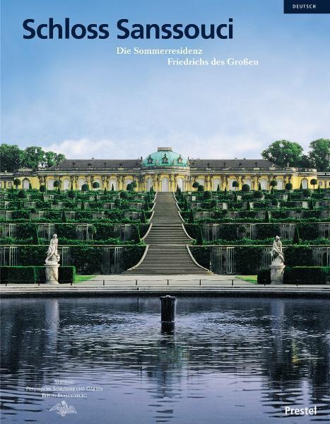 Schloss Sanssouci als Buch