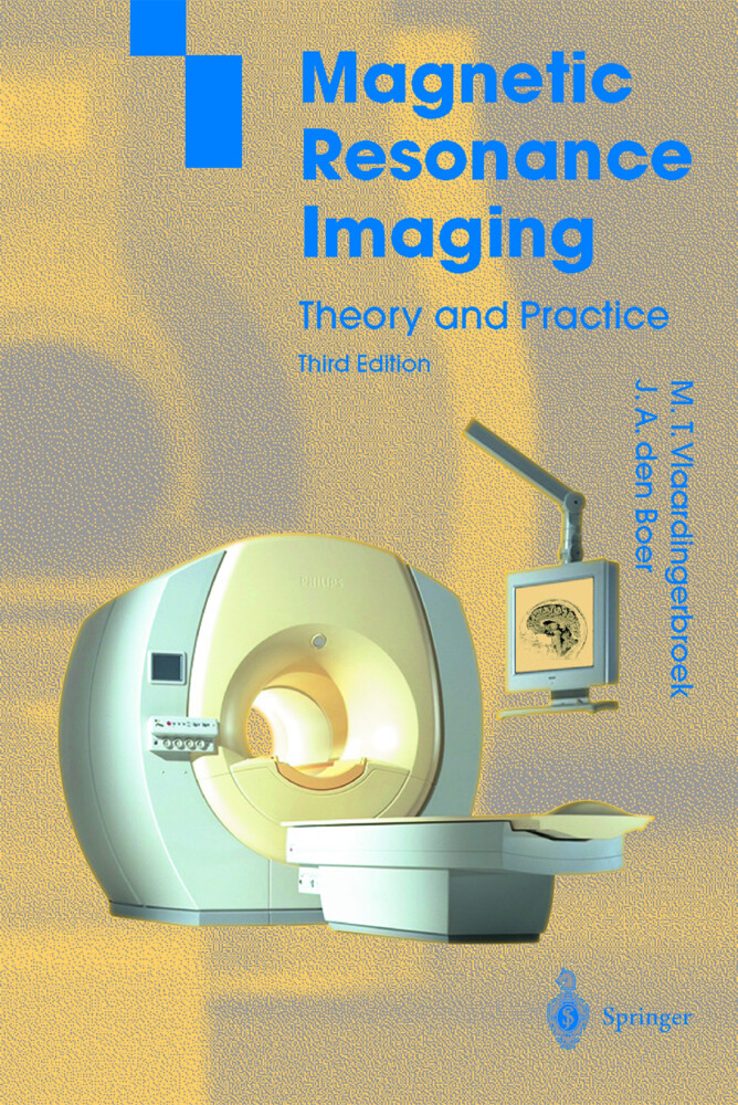 Magnetic Resonance Imaging als Buch