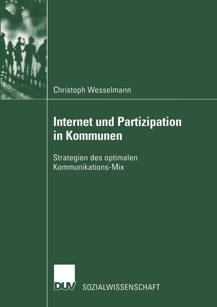 Internet und Partizipation in Kommunen als Buch