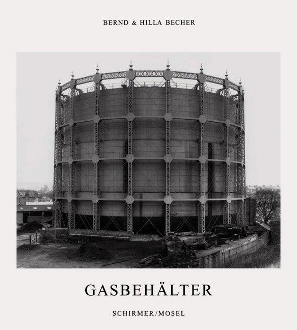 Gasbehälter als Buch