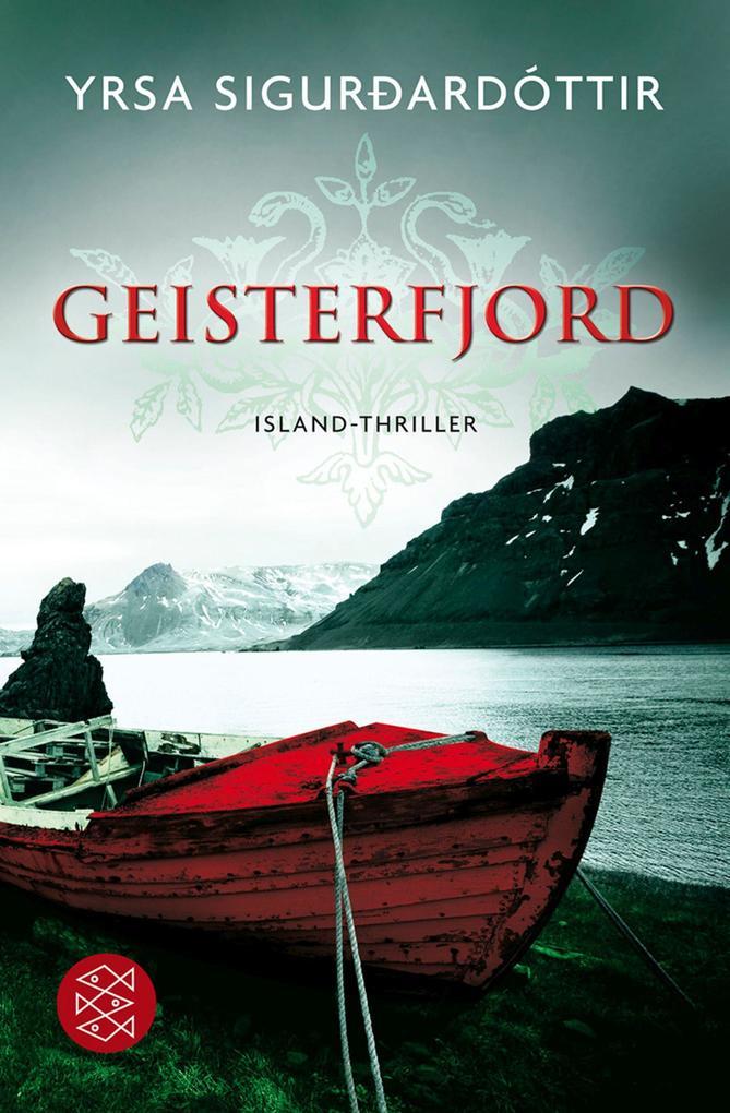 Geisterfjord als Taschenbuch