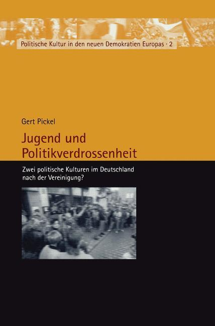 Jugend und Politikverdrossenheit als Buch