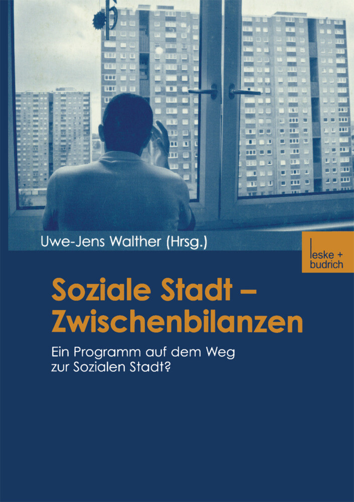 Soziale Stadt - Zwischenbilanzen als Buch