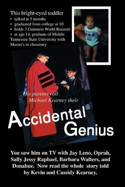 Accidental Genius als Taschenbuch