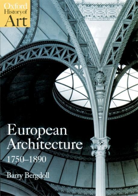 European Architecture 1750-1890 als Buch