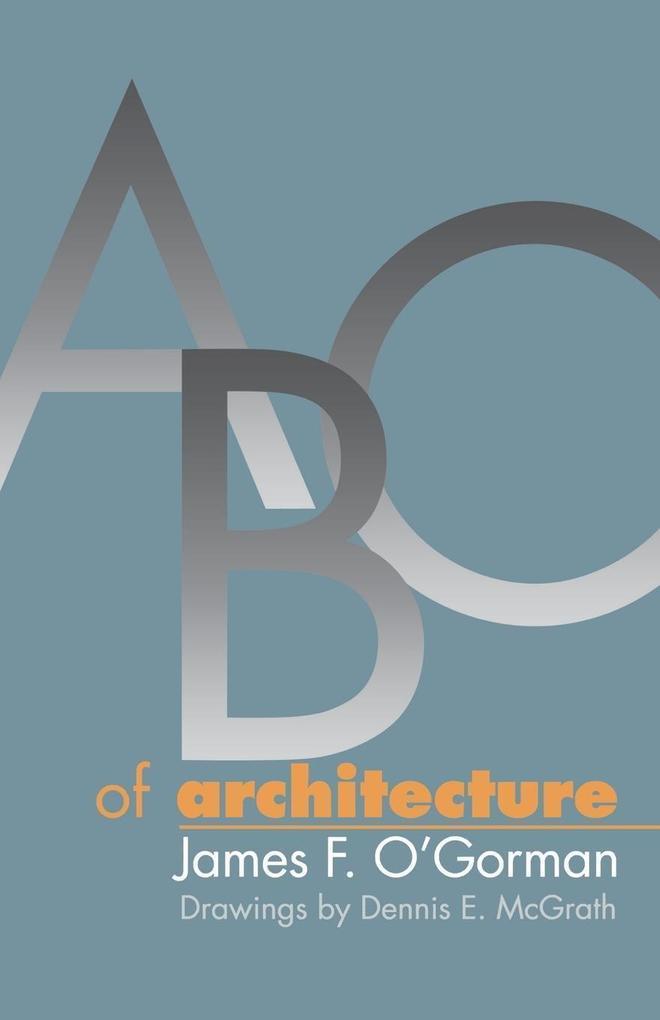 ABC of Architecture als Taschenbuch