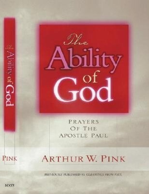 The Ability of God als Taschenbuch