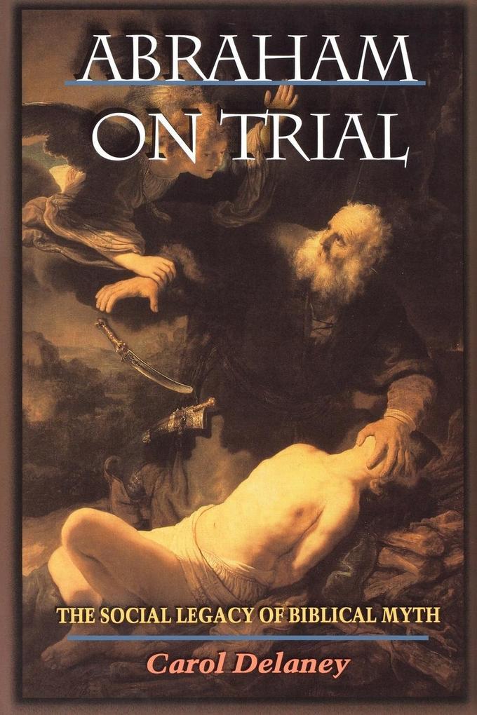 Abraham on Trial als Taschenbuch