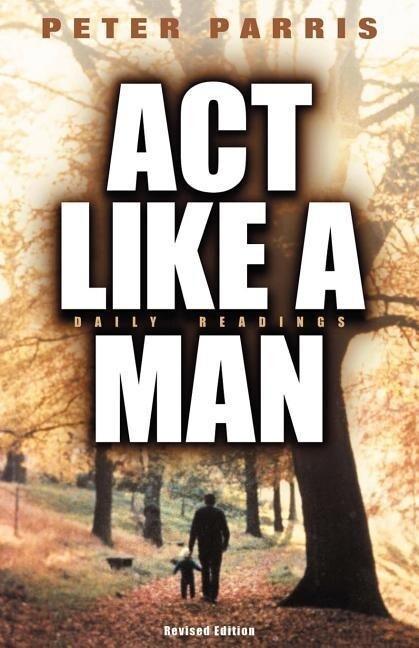 ACT Like a Man als Buch