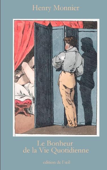 Henry Monnier als Buch
