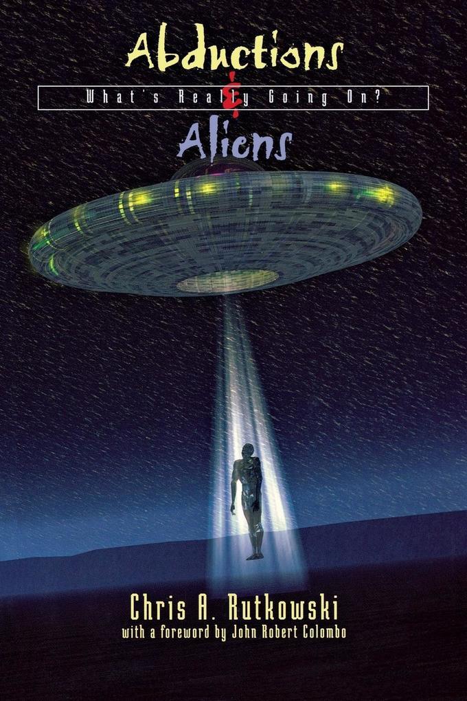 Abductions and Aliens als Taschenbuch