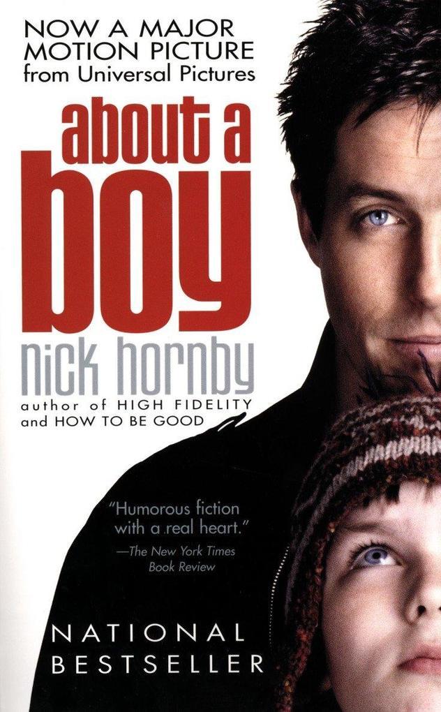 About a Boy als Taschenbuch