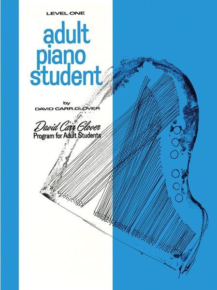 Adult Piano Student: Level 1 als Taschenbuch
