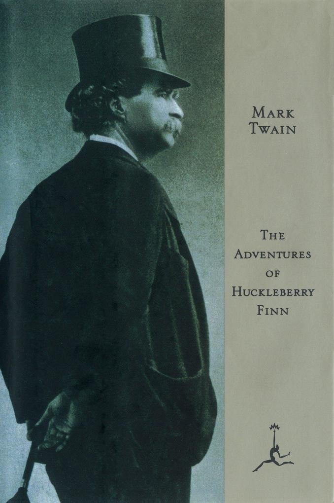 The Adventures of Huckleberry Finn als Buch