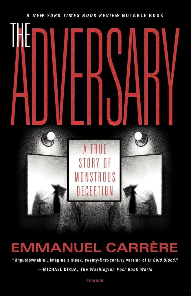 The Adversary als Taschenbuch