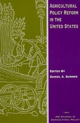 Agricultural Policy Reform in the United States als Taschenbuch