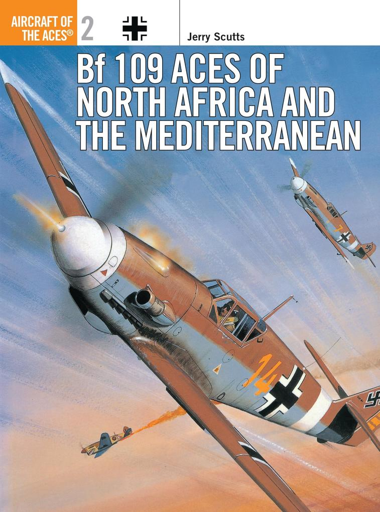 Bf 109 Aces of North Africa and the Mediterranean als Taschenbuch