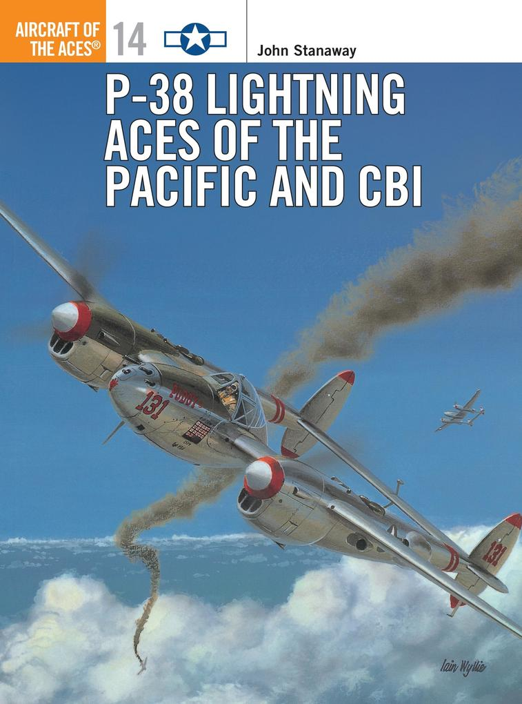 Lightning Aces of the Pacific and CBI als Taschenbuch