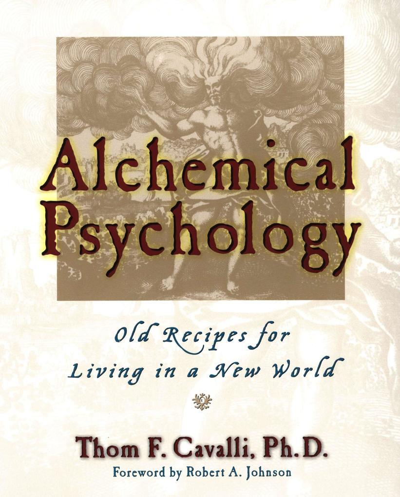 Alchemical Psychology als Taschenbuch