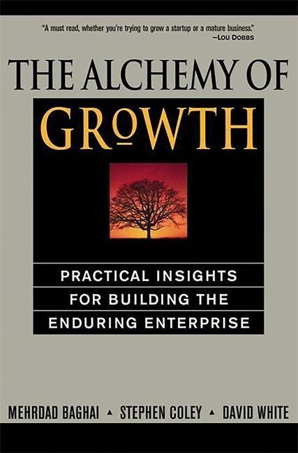 The Alchemy of Growth als Taschenbuch