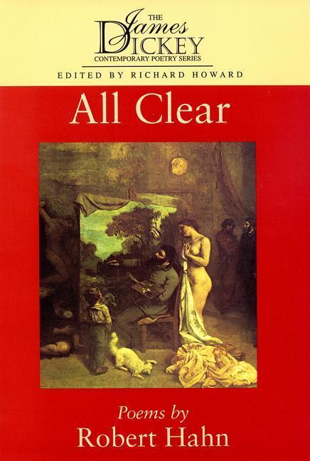 All Clear: Poems by Robert Hahn als Taschenbuch