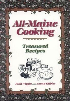 All-Maine Cooking als Taschenbuch
