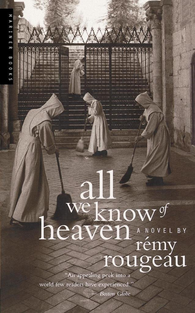 All We Know of Heaven als Taschenbuch