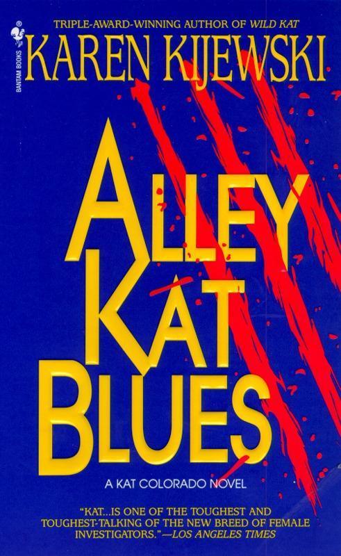 Alley Kat Blues als Taschenbuch