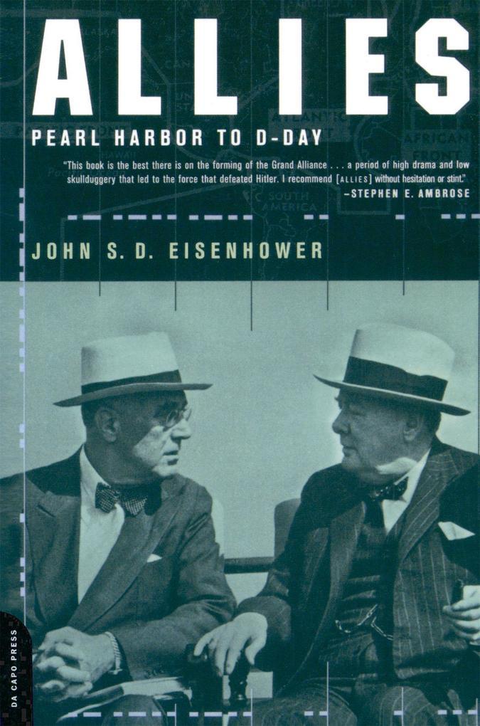 Allies: : Pearl Harbor to D-Day als Taschenbuch
