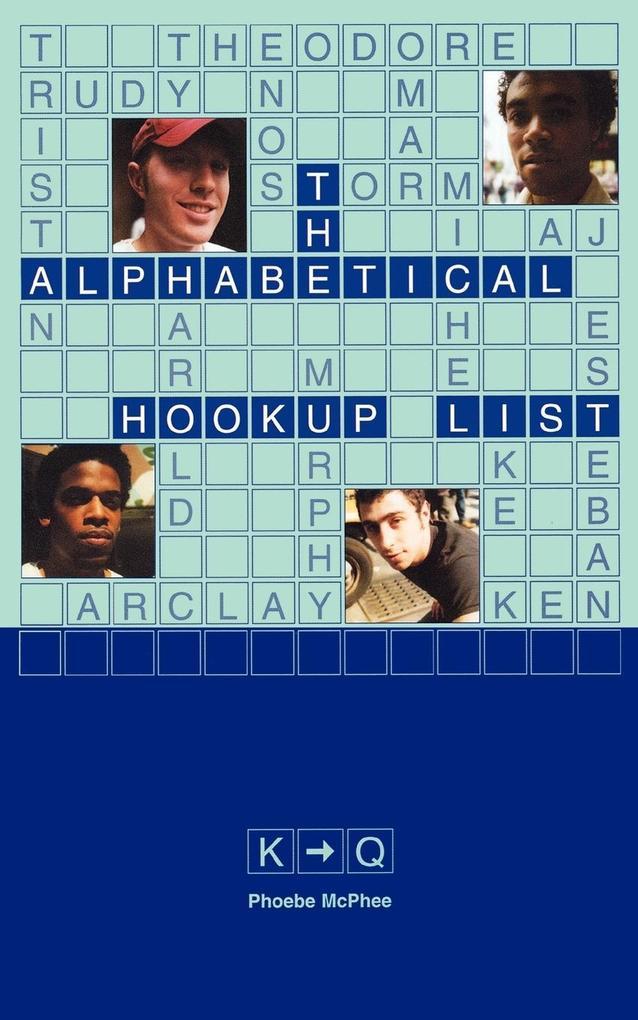 The Alphabetical Hookup List K-Q als Taschenbuch