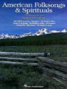 American Folksongs & Spirituals als Taschenbuch