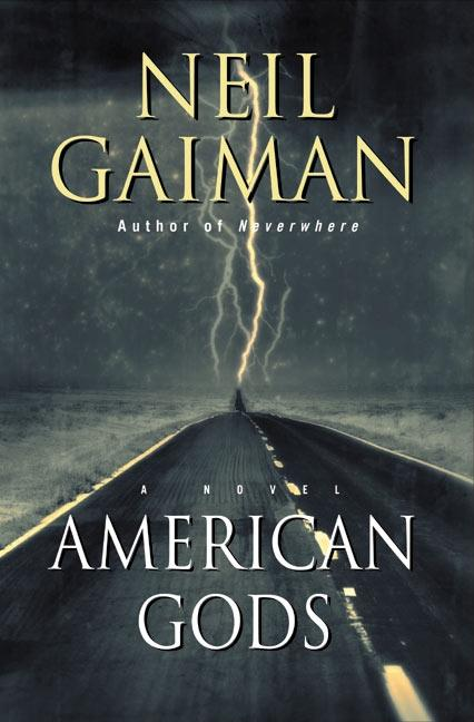 American Gods als Buch