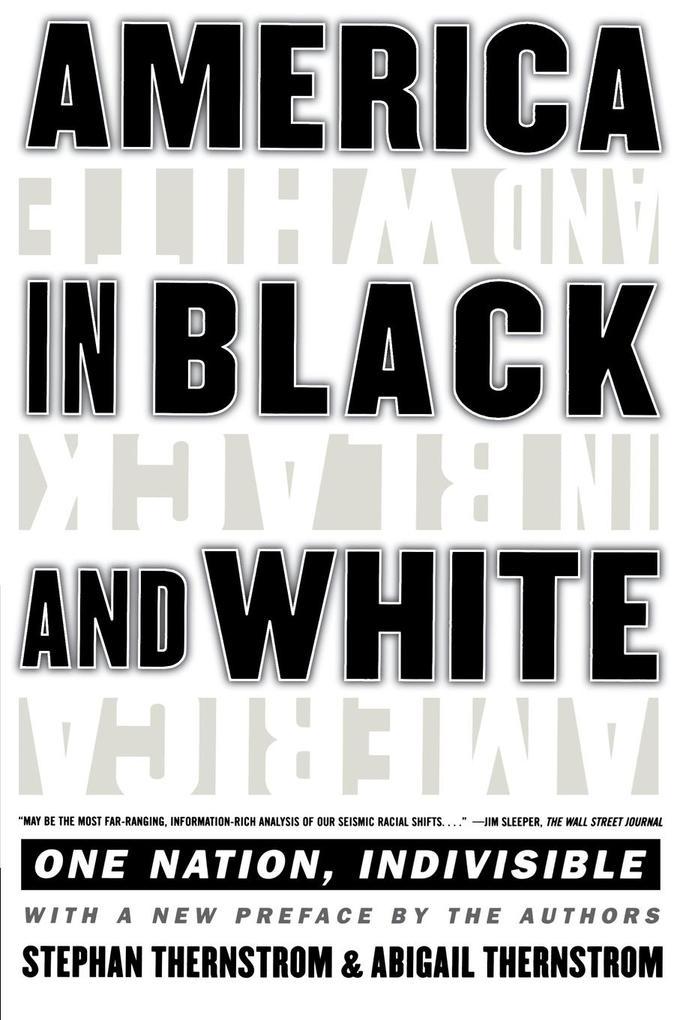 America in Black and White als Taschenbuch