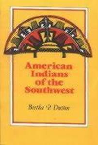 American Indians of the Southwest als Taschenbuch