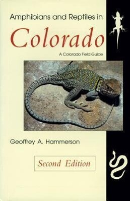 Amphibians and Reptiles in Colorado, Second Edition als Taschenbuch