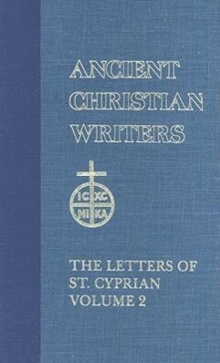 Letters of St Cyprian als Buch